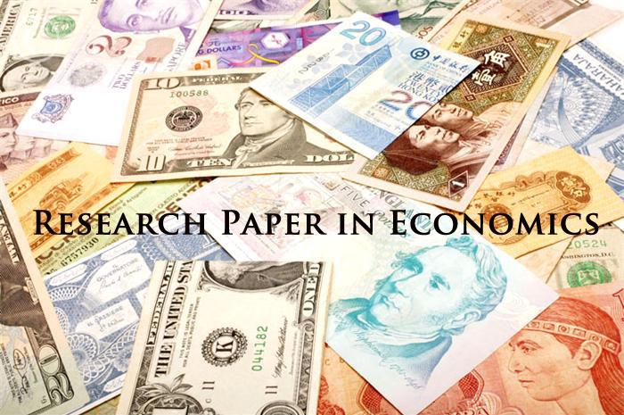 Economics paper writers