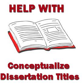 politics dissertation titles