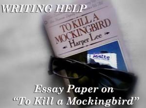 To Kill a Mockingbird Outline
